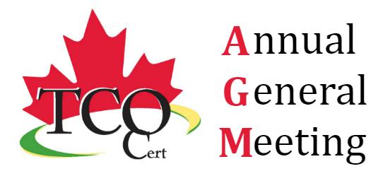 TCO Cert 2020 AGM